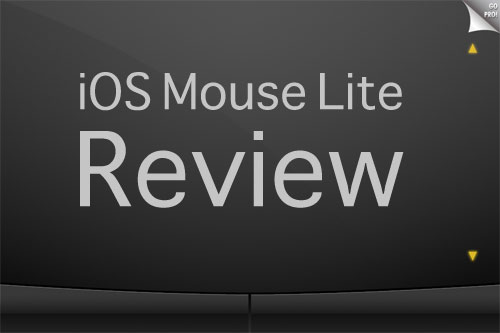 iOS mouse
