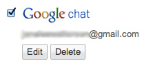 googlevoice to chat